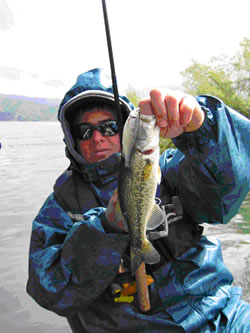 Clear Lake Fishing Guide April Newsletter