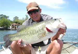 Clear lake fishing guide june newsletter for Clear lake ca fishing
