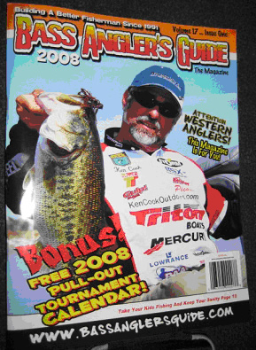 Bass Anglers Guide
