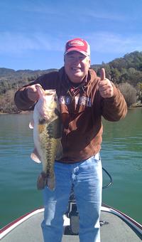 Clear Lake Fishing